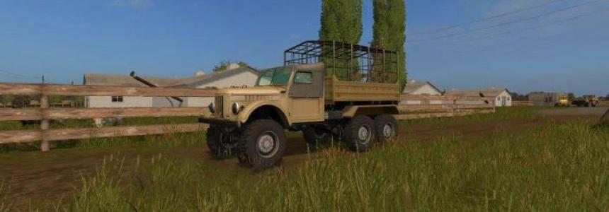 GAZ 69 Animal v1.0