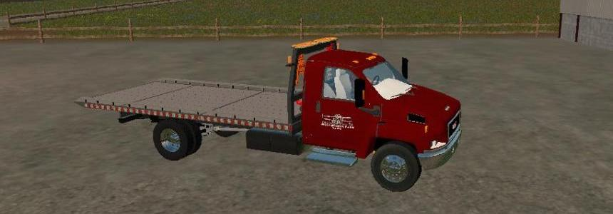 GMC Flatbed Wrecker V1.0.9