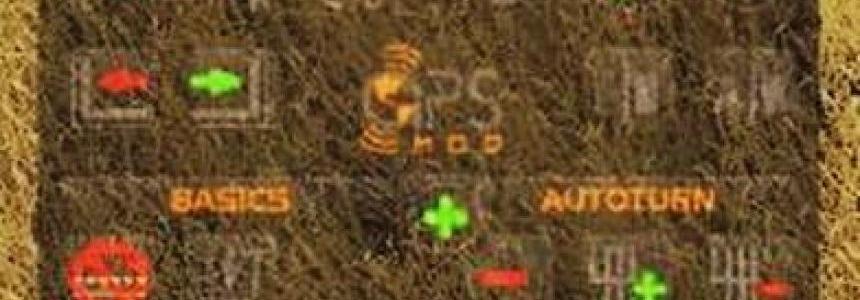 GPS SKIN v1.0