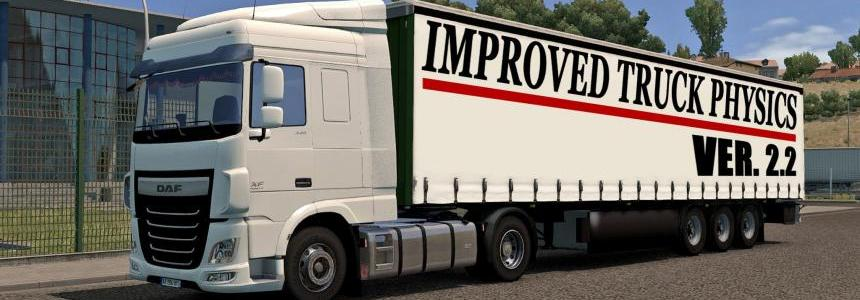 Improved truck physics v2.2.1