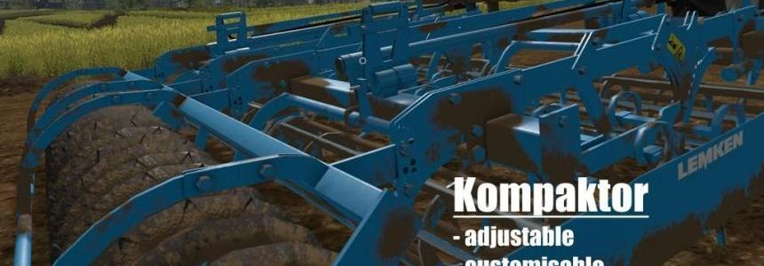 ITS Lemken Kompaktor S series v2.4