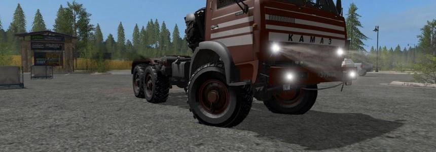 Kamaz 5320 v1.0