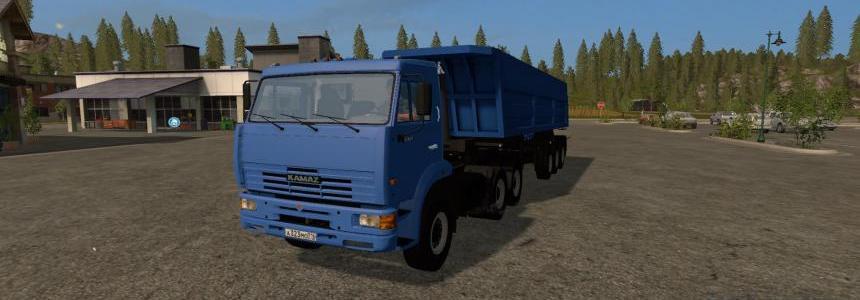 KAMAZ 65116 v1.1