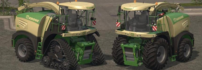Krone BigX 580 Crawler v1.0