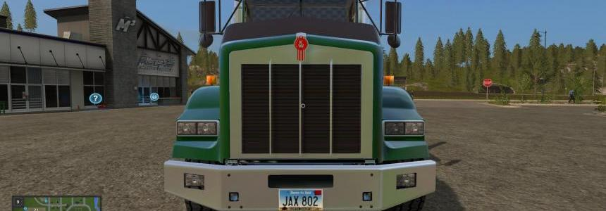 KST Kenworth T800 Fixed v2.4
