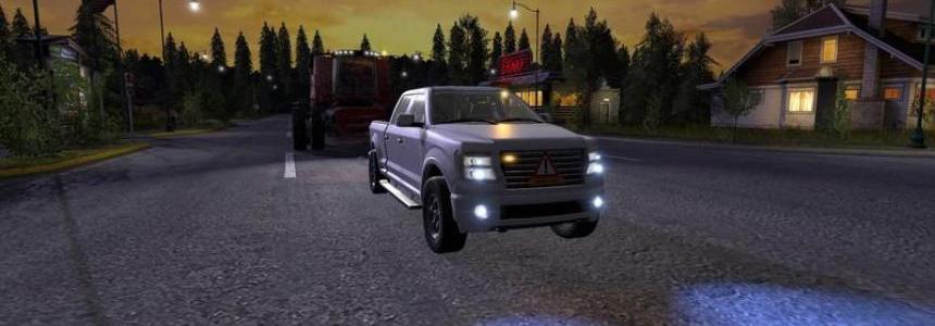 Lizzard Pickup TT safetycar v1.2.0.2