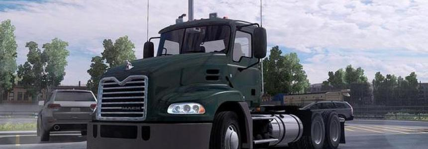 Mack Pinnacle 1.5.х