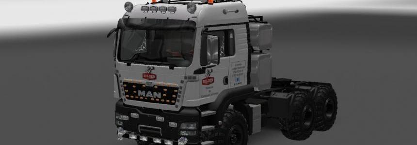MAN TGS 6x6 Off Road v1.0