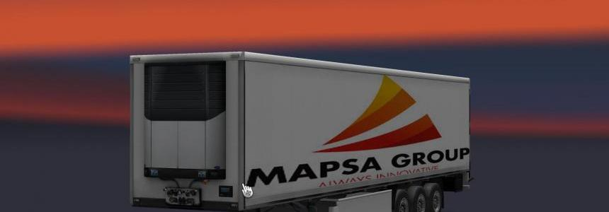 Mapsa Group Trailer 1.25 and 1.26
