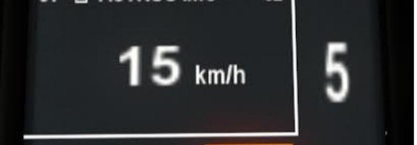 Mercedes Actros MP3 Dashboard Computer