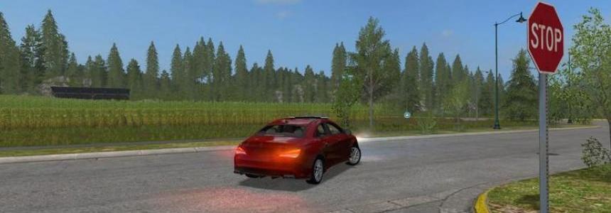 Mercedes Benz CLA 45 AMG KodW v1.0