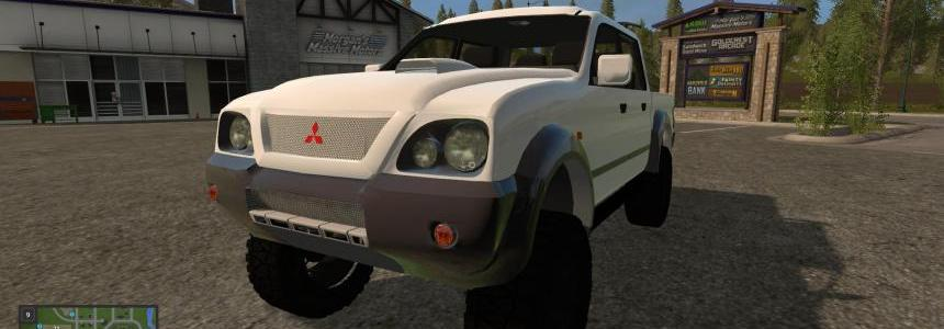 Mitsubishi Truck v1