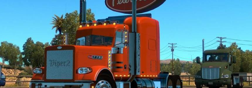 Modified Peterbilt 389 v2.0.8 Update