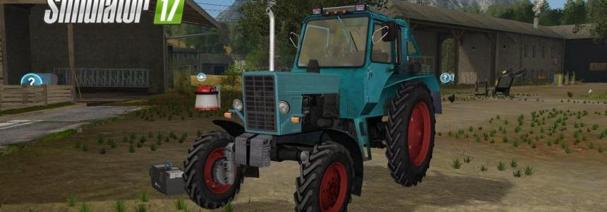 MTZ 82 Turbo *Fixed* v1.0.0.3