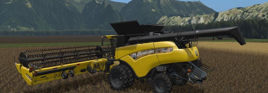 New CR 1090 w/ Header v2.0