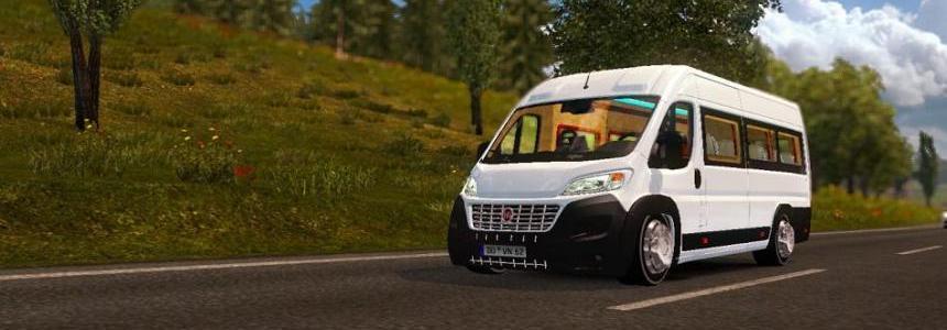NEW FIAT DUCATO MAXI 1.26.x