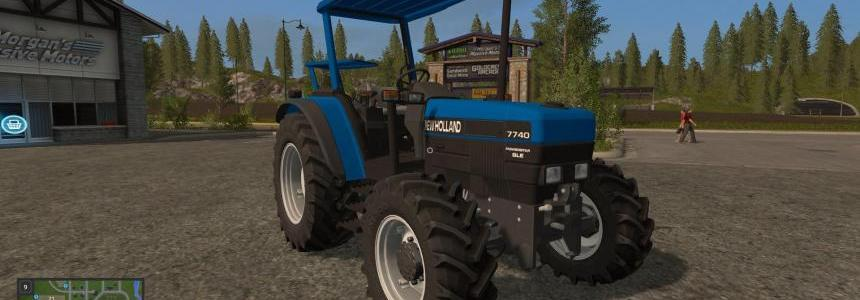 New holland 40 series canopy v1