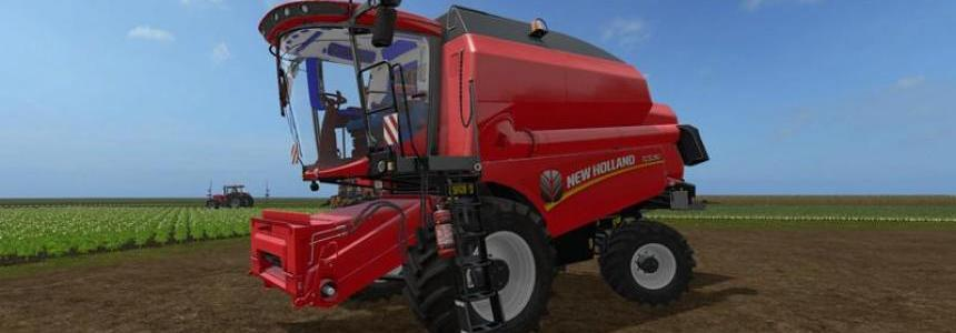 New Holland TC5 by Thunder01