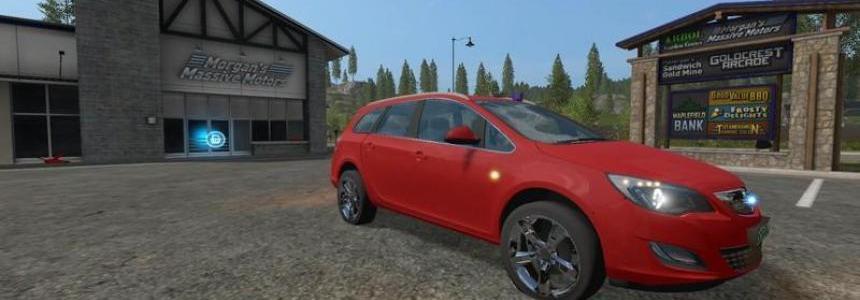 Opel Astra KdoW v1.0