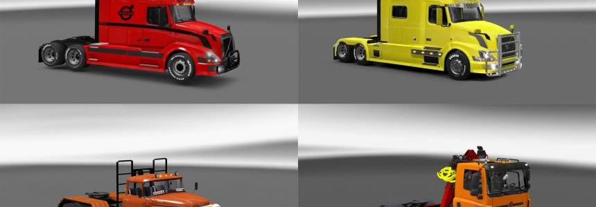 Pack 10.4 compt. Trucks with Powerful v10.3 1.26.x