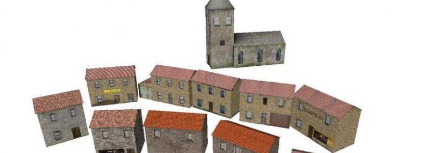 Packs Maisons v1.0