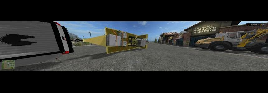 Pindle hook trailer v2