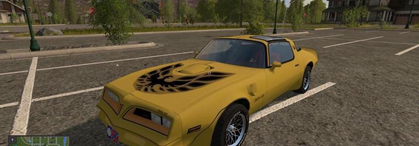 Pontiac TransAm 1977 v1.0