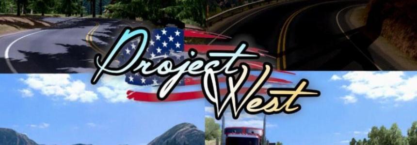 Project West v1.2 – Yosemite National Park