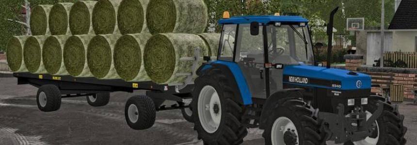 Robust Baletrailer Pack AutoLoading v2.0