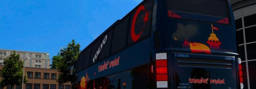 Runiran Volvo B12BTX Turkish Edition v1.0