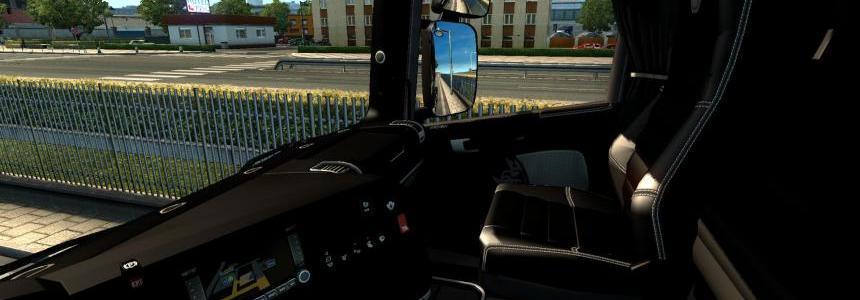 Scania black interior 1.26.x