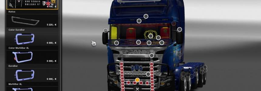 Scania illegal V8 Reworked v5.0