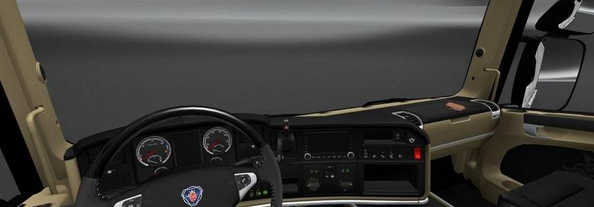 SCANIA LUX INTERIOR 1.26