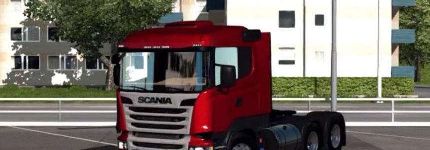 Scania Streamline R400 v1.0