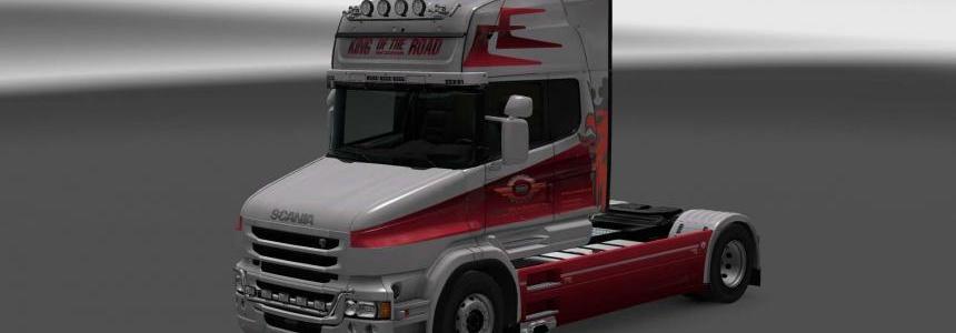 Scania T Avtoreal skin 1.26.x