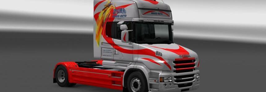 Scania T Max-Avto skin v1