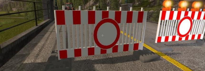 Security fence v1.0