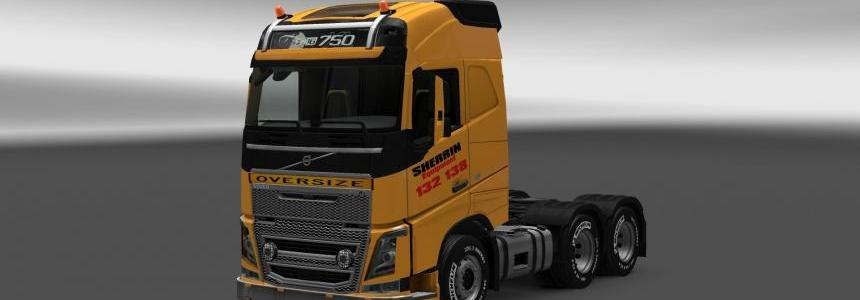 SHERRIN EQUIPMENT SKIN (TRUCK) v10