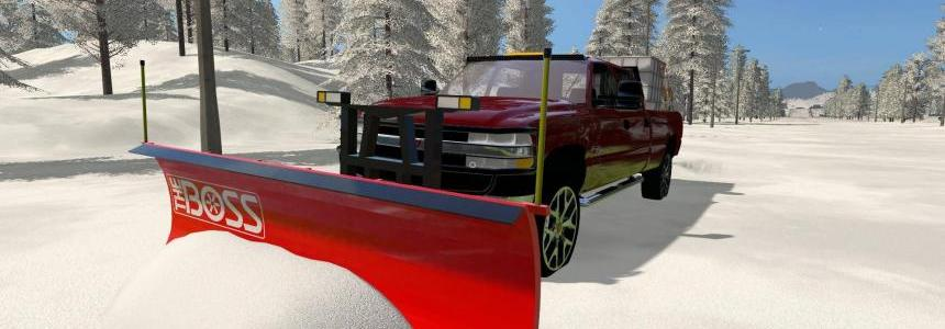 Silverado 2500HD Plow Truck v2.0