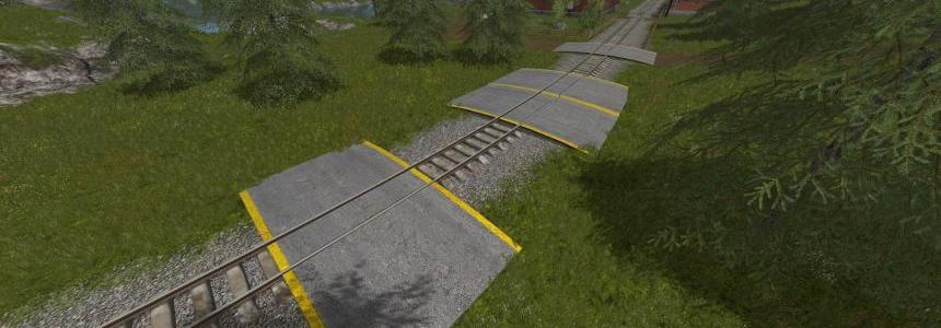 Simple Railroad Crossing v1.0