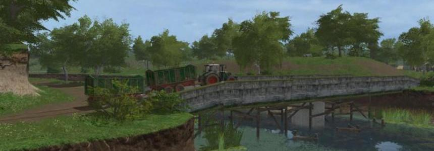 Sosnovka replacement bridges V1.0.0.1