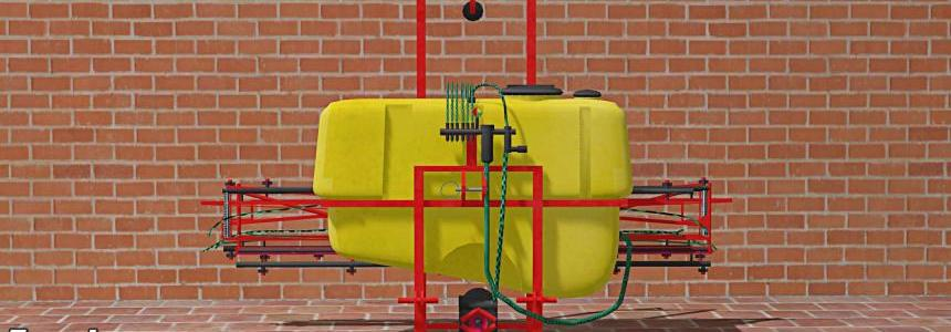 Sprayer Pilmet v1.0