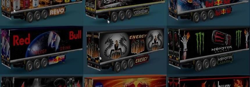 Trailer Pack Energy Drink v1