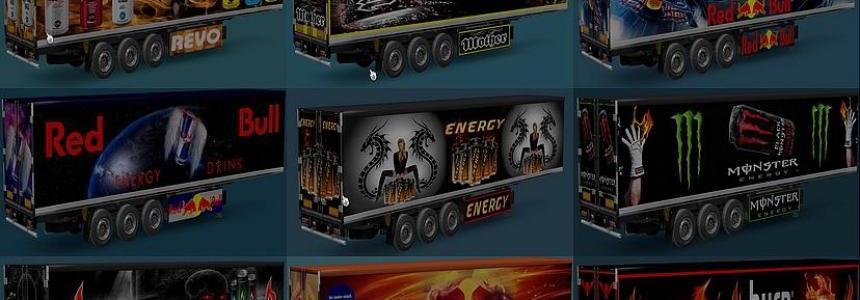 Trailer Pack Energy Drink v1
