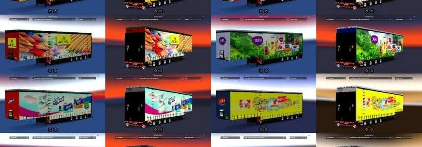TURKISH BRANDINGS REALISTIC TRAILERS PACK V1