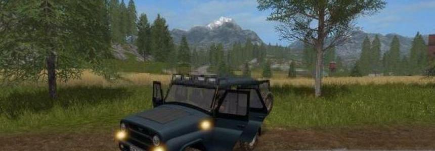 UAZ Hunter v1.0