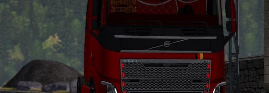 Volvo Faca FH16 v1