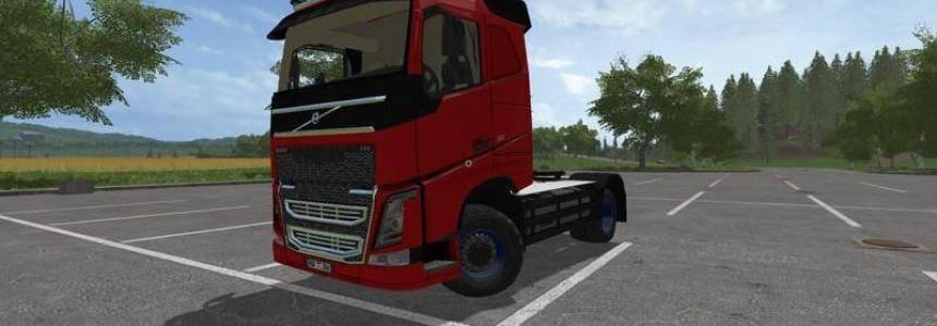 Volvo FH4 540 AGRICULTURAL v2.0