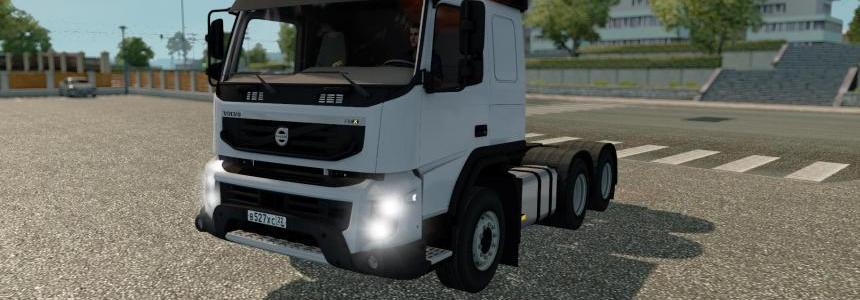 Volvo FMX 540 1.26