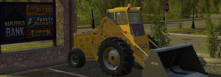 Volvo LM 218 Wheel Loader v1.17